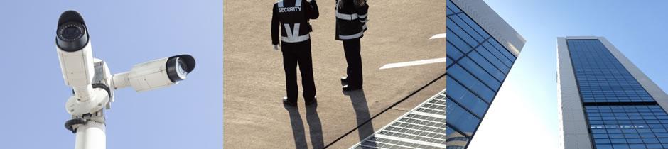 タクトビルの警備イメージ