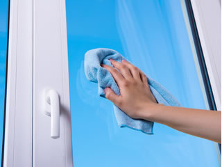 ガラス清掃・クリーニングイメージ