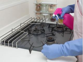 水回り(キッチン)清掃・クリーニングイメージ
