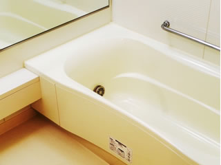 水回り(浴室)清掃・クリーニングイメージ